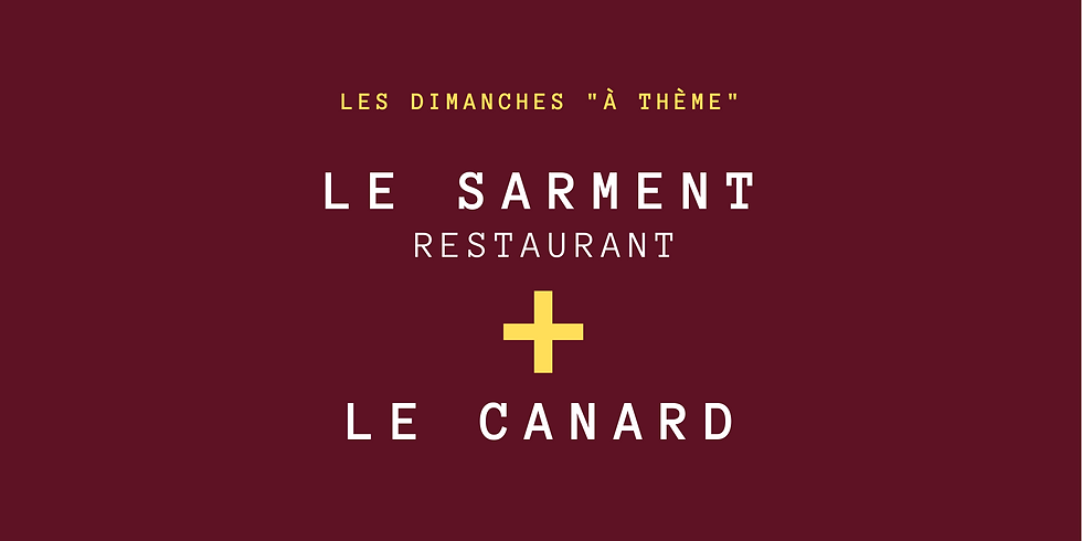 "Menu ""Canard"""