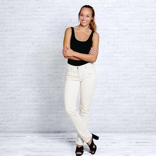 jeans blanc