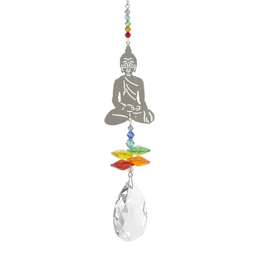 Fantaisie de Cristal Bouddha