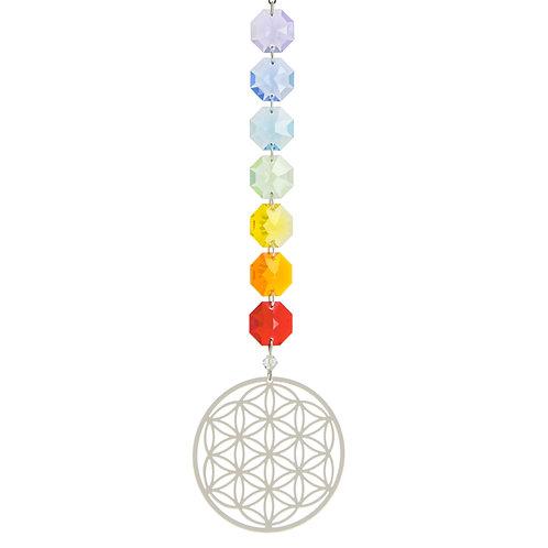 Utopie de Cristal Fleur de vie
