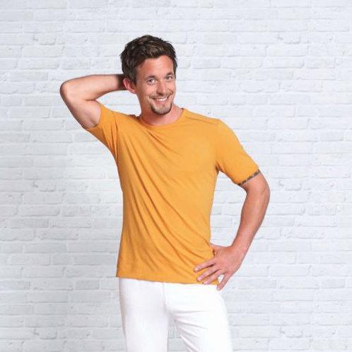 t-shirt homme maïs