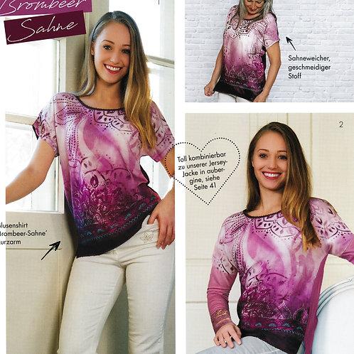 t-shirt femme baie mûre