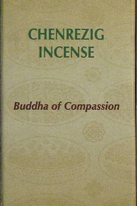Encens Tibétain Chenrezig