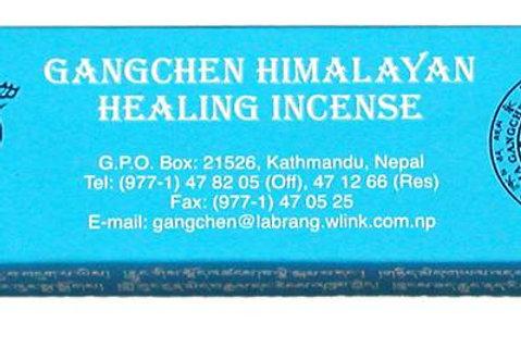 Encens Lama Gangchen Guérison