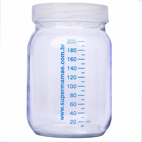 Frasco para Armazenamento - 200 ml