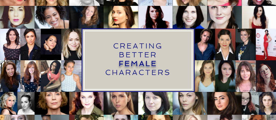 Creating Better Female Characters Part 4 - Strong female characters and how to create them