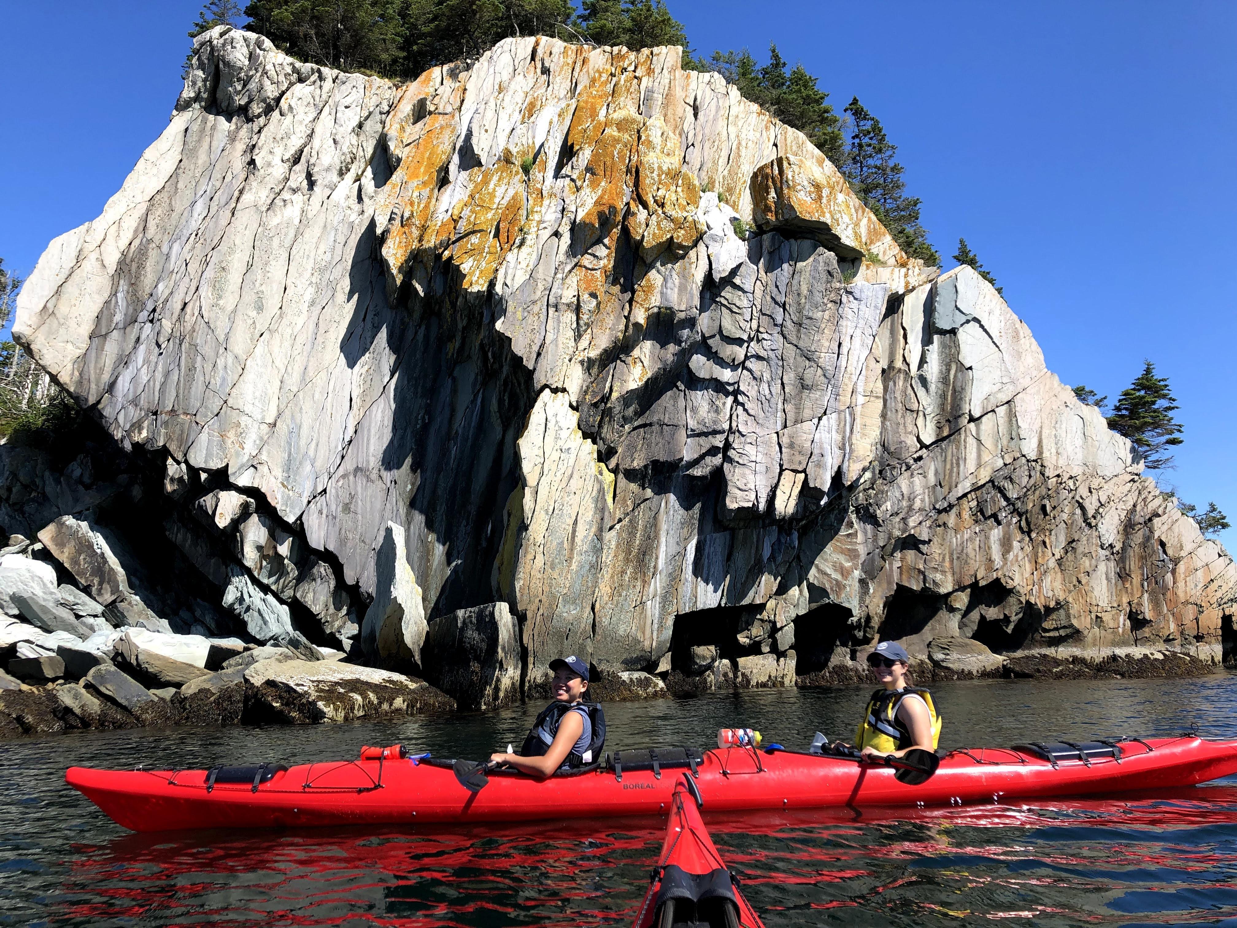 Wild Islands, double kayak, sea kayaks, tandem, rental kayak, ocean kayak tour