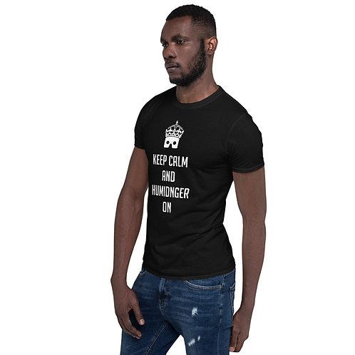 """Keep Calm"" Unisex T-Shirt"