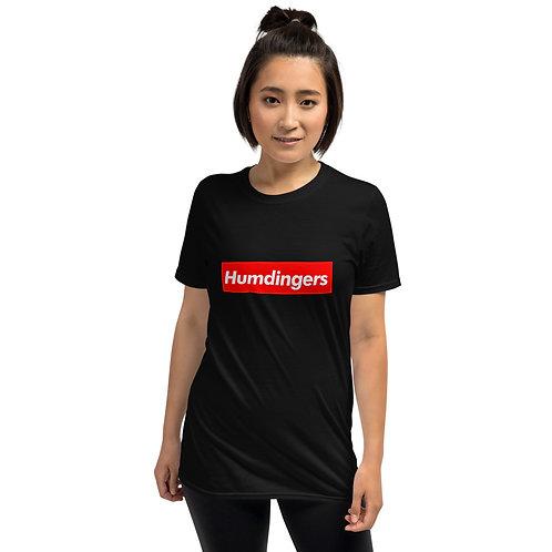 Humdingers Superb Unisex Tee (Black)