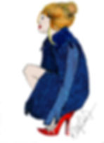 Illustration by Betty-Ann Bryce