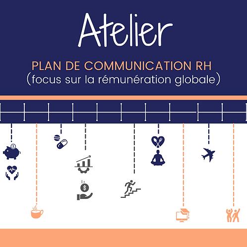 Bâtissons votre plan de communication RH ( plan annuel)