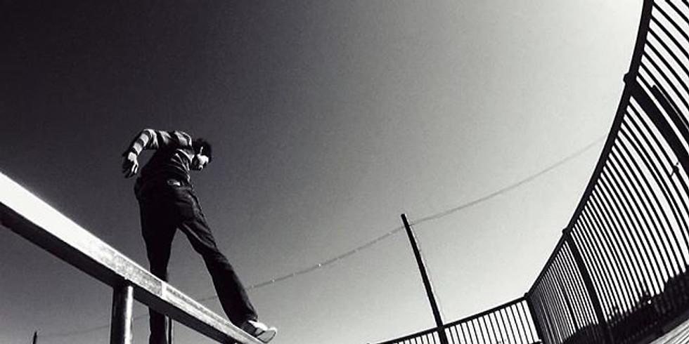 Fall FRENZY Skate Jam (mini comp)