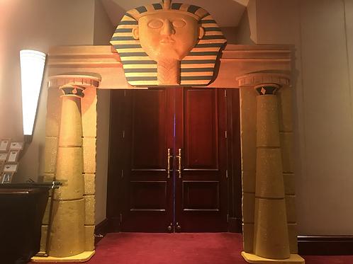ENTRADA EGIPCIA