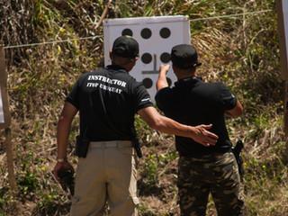 2021 Capacítate en Tiro Defensivo con ITOP Uruguay
