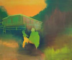 PS1121 The New Spirit, 50.8 x 61 cm, oil on canvas ASC