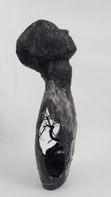 No Picnic sculpture