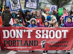 Don't Shoot Portland