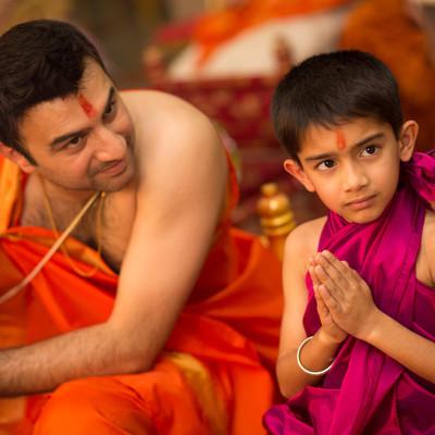 Ek Zhala Batuk|Thread Ceremony in Pune