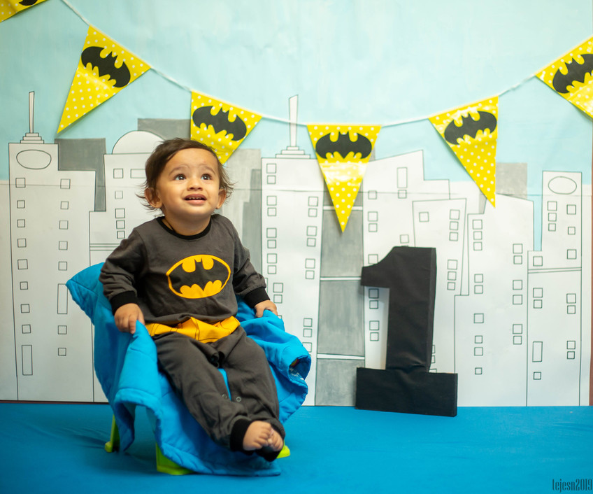 Rihan Year 1|Baby shoot and Cake Smashed almost