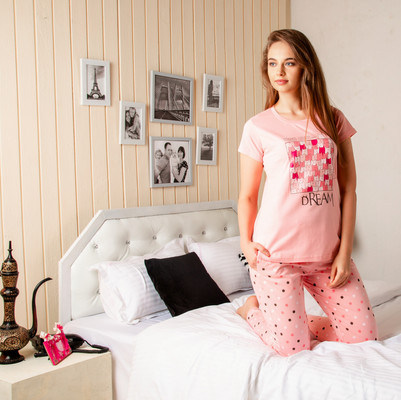 Sleep in Comfort| Casual Sleepwear from Little Pink