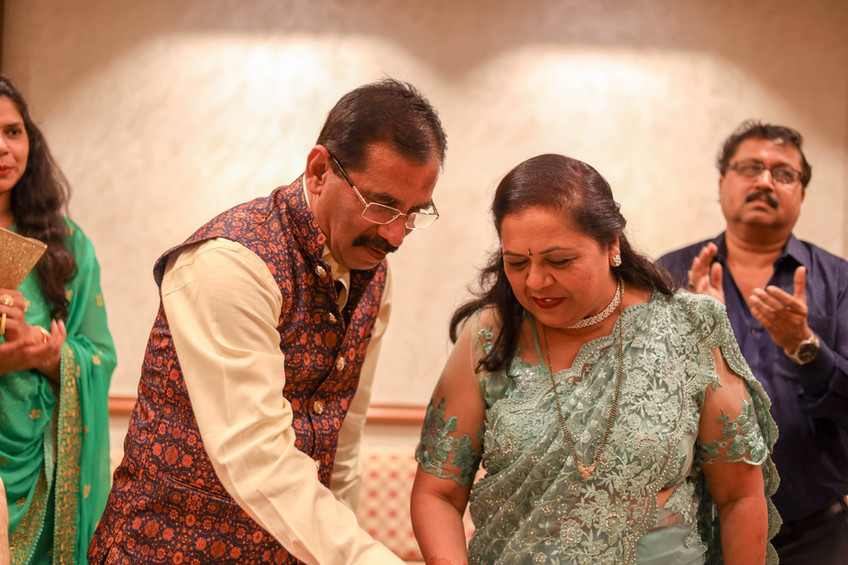 Nikki's 6T|All Season's Pathare Prabhu Banquets|Andheri