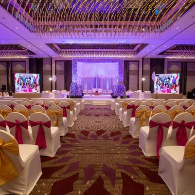 Dhaval Ayushi|Jw Mariott Sahar|Mumbai