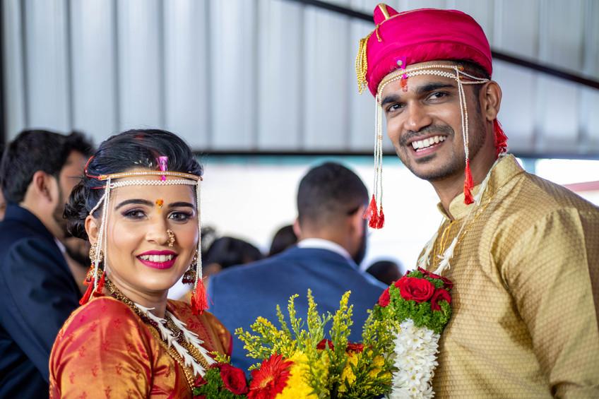 Kumar + Snehal|Gudyachi Shaadi|Honeybee Resorts|Lonavla