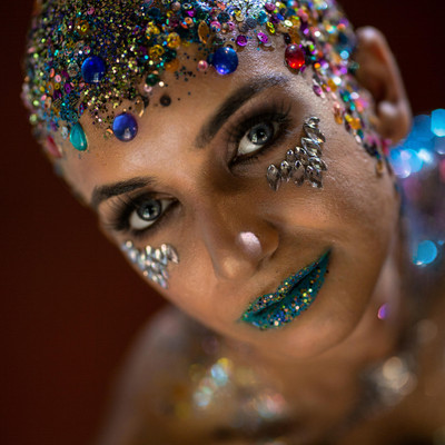 Bedazzled- The bling in Bald