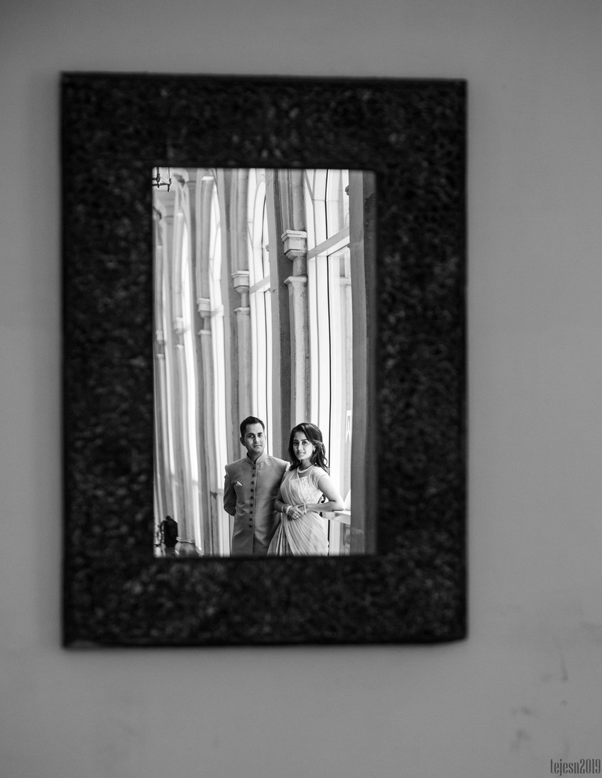 Closed as it can get - Ramendra & Puja