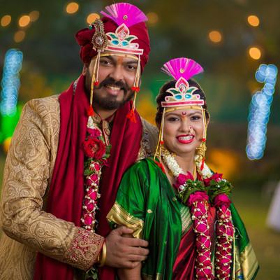 Kailash & Joanna| Maharashtrian Wedding|Mumbai