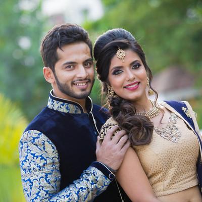 Shailam & Priyanka