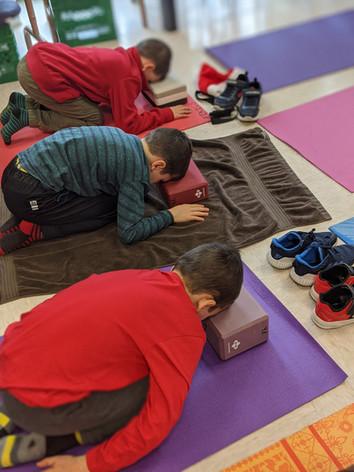 trouver son confort yoga