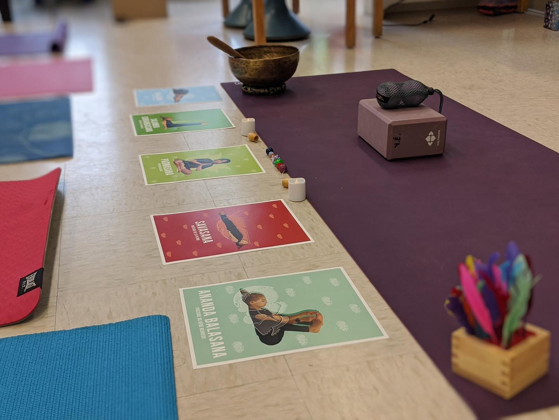 yoga enfant et méditation