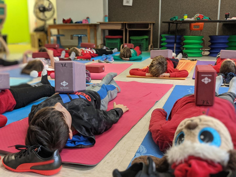 respiration yogique enfant