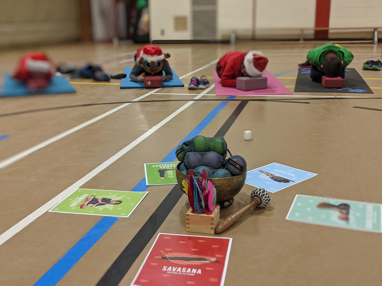 pleine conscience et yoga enfants