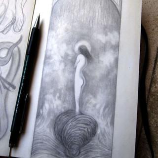 Nacimiento de Venus.