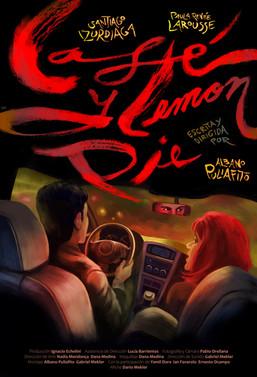 Coffee & Lemon Pie