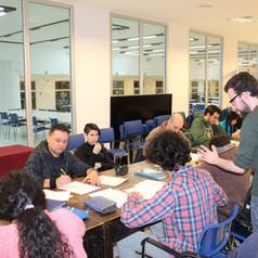 Seminario de Boceto y proyección de ideas