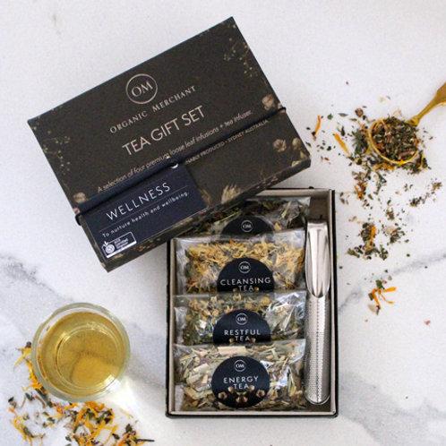Wellness Tea Gift Set