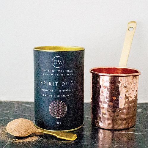 Spirit Cinnamon & Cacao Dust