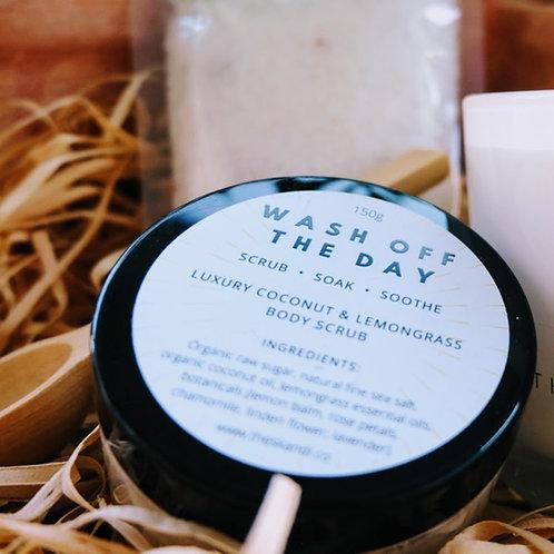 Lemongrass & Coconut Body Scrub