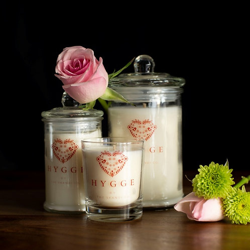 Lille Rose Scented Hygge Candle