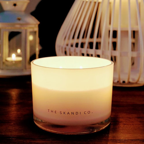 Samsø 100hr Double Wick Table Candle