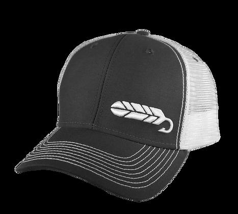 Charcoal Streamer Hat