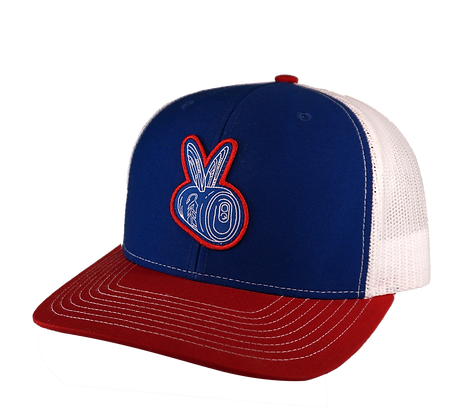 Red White & Blue Beer Hatch Hat