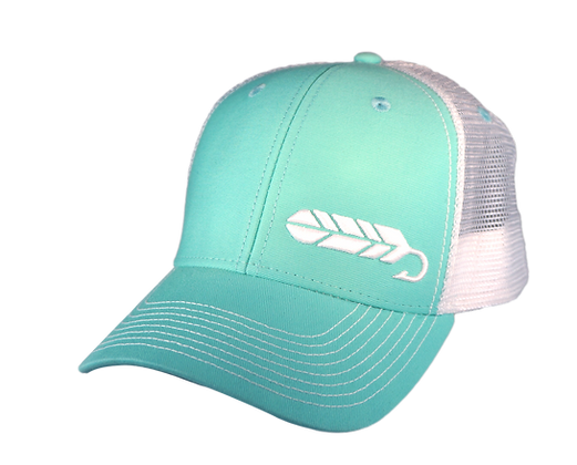 Mint Streamer Hat