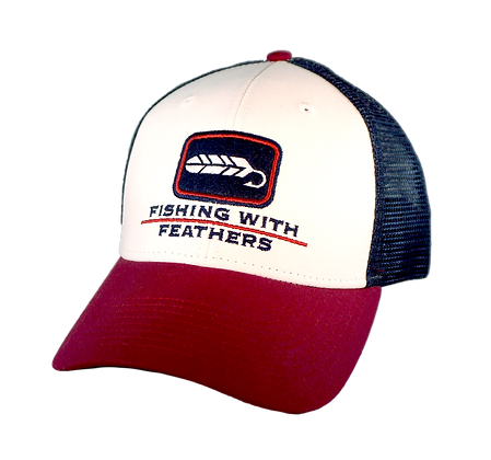 Red, White and Blue Fly Shop Hat