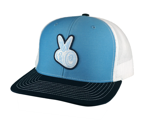 Baby Blue Beer Hatch Hat