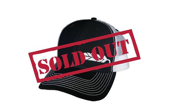Black Streamer Hat