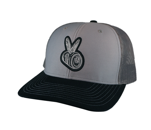 Grey Beer Hatch Hat